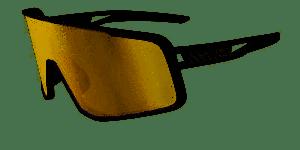 Occhiali Salice 022 RW Nero Lente Oro con Lenti Intercambiabili