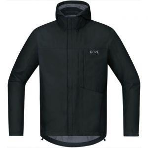 GORE Giacca invernale C3 -Tex  Paclite Hooded Jacket Black