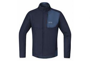GORE Giacca Trail Termica C5 WINDSTOPPER® Uomo Blu