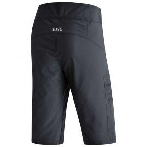 GORE Pantaloncini Ciclismo Enduro Freeride Uomo Passion Shorts Nero
