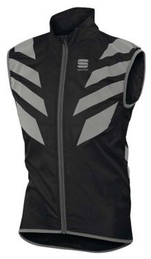 Gilé Antivento Sportful Reflex Vest Nero