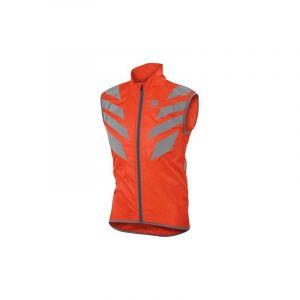 Gilé Antivento Sportful Reflex Vest Arancio