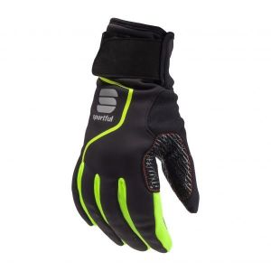 Guanti Termici Sportful Sotto Zero Glove  Nero Giallo ULTIMO DISPONIBILE XXL SUPER OFFERTA