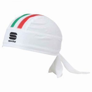 Bandana ITALIA Sportful Bianca Estiva