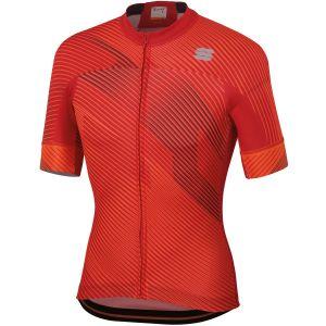 Maglia Ciclismo Sportful Maniche Corte BFT 2.0 Faster JRS Rossa ULTIMA DISPONIBILE TAGLIA XL SUPER OFFERTA