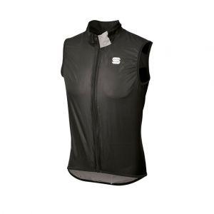 Giacchetto Senza Maniche Antivento Idrorepellente Sportful Easylight Vest Nero