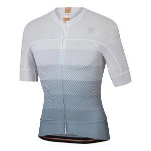 Maglia Ciclismo Sportful Maniche Corte BFP EVO JERSEY Bianca
