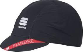 Cappellino con visiera Sportful Fiandre NoRain Cap