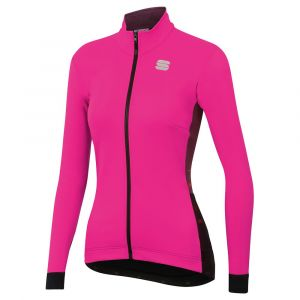 Giacca Termica Invernale Sportful Donna Neo Softshell Jacket  Rosa Bubble Gum