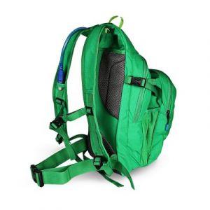 Roswheel Hydrationpack Zaino Idro Ultra 16 litri con sacca idrica 2L - Verde