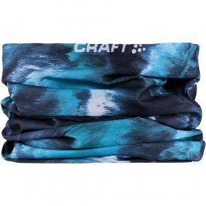 Craft SCALDACOLLO Tubolare Neck Tube Multicolor Sfumato Blu Nero Taglia Unica