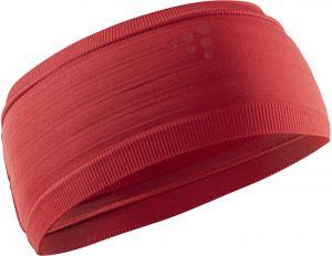 Craft Fascia Warm Comfort Headband Rosso Taglia Unica