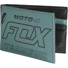 Portafogli Fox Throttle Wallet Verde