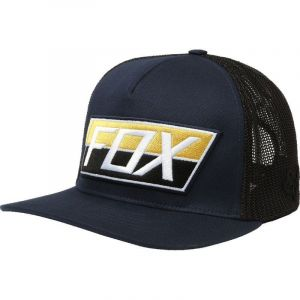 Cappellino Fox Blu  Hellbent 110 Snapback Hat