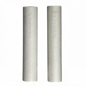 Manopole MTB SYNCROS Silicone Bianco