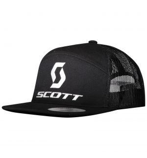 Cappellino SCOTT Snapback Cap 10 nero/bianco