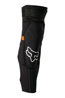 Ginocchiere Para Stinco Protezione Fox Launch D30 Knee Shin Guard Black