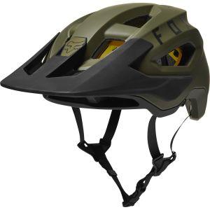 Casco Fox Speedframe MIPS 2021 Helmet Verde Black NUOVO