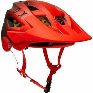 Casco Fox Speedframe MIPS 2021 Helmet ROSSO FLO RED NUOVO