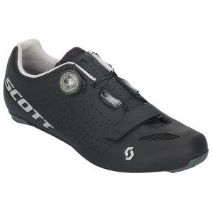 Scarpe bici da corsa SCOTT Road Vertec Boa NERO SILVER