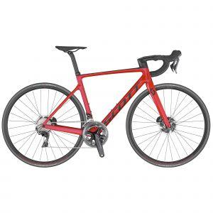 Bici da Corsa SCOTT ADDICT RC 10 Disc Red