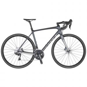 Bici da Corsa SCOTT ADDICT 10 Disc Grey 2020
