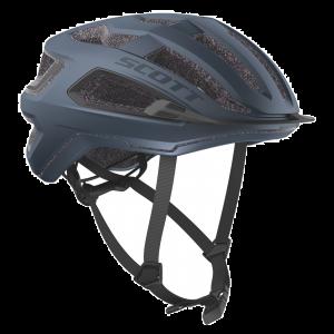 Casco Bici MTB o Strada SCOTT  ARX  Blue Midnight Opaco 2021 NUOVO SUPER OFFERTA