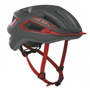 Casco Bici MTB o Strada SCOTT  ARX  Grigio Rosso