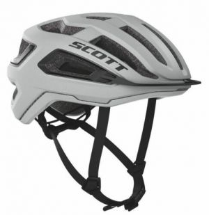 Casco Bici MTB o Strada SCOTT  ARX  Silver e Black