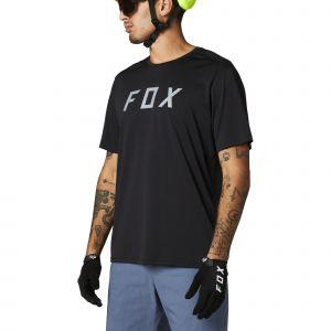 Maglia Maniche Corte Fox Ranger SS Jersey Nera