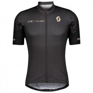 Scott Shirt Maglia Ciclismo Maniche Corte RC Team 10 nero 2021