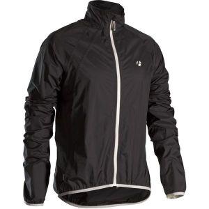 Bontrager Giacca Stormshell Jacket Nero SUPER OFFERTA