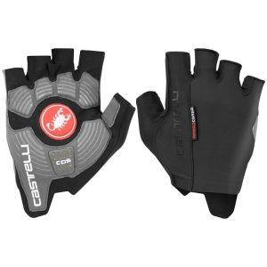 Guanti Castelli Rosso Corsa Espress Glove Black