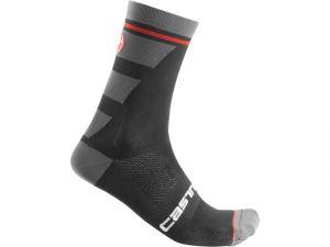 Calze Estive Castelli Trofeo 15 Sock Nero MIGLIOR PREZZO