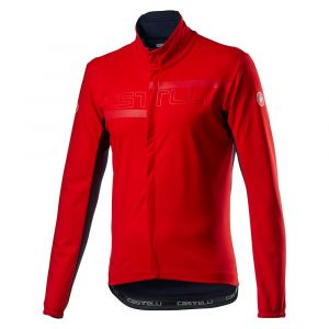 Giubbino Gore WindStopper Castelli Transition 2 Windstopper Rosso