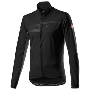 Giubbino Gore WindStopper Castelli Transition 2 Windstopper Nero Light Black