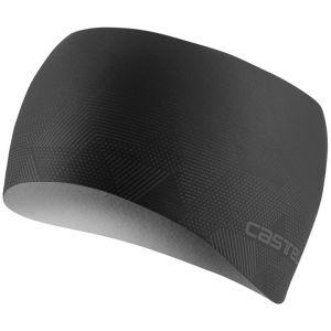Castelli Fascia Tergisudore Pro Thermal Headband Nero Taglia Unica