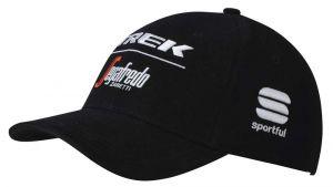 Cappellino con visiera Podium Segafredo Trek Sportful