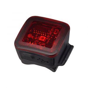 Specialized Luce Fanale Posteriore Flashback Nero con USB