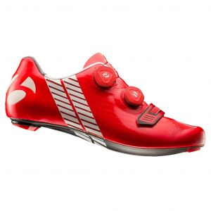 Scarpe Bontrager XXX Road Shoe Red Rosse
