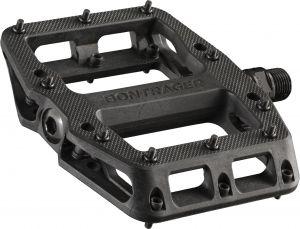 Pedali Flat MTB Enduro Bontrager Line Elite Flat Black