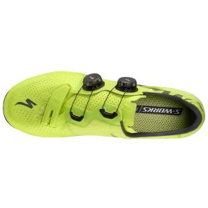 Scarpe Specialized S Works 7 Road Hyper Green SUPER OFFERTA