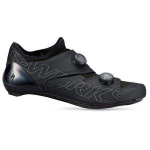 Specialized Scarpe bici da corsa S-Works Ares 2021 NUOVE BLACK NERO