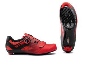 Northwave Scarpe Strada  Storm Carbon Modello 2021 Rosso e Nero