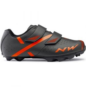Scarpe MTB NORTHWAVE Spike 2 2019 Antracite Orange