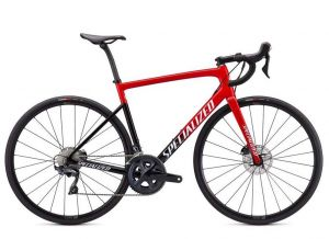 Bici SPECIALIZED Tarmac SL6 Comp Disc Rosso SUPER OFFERTA