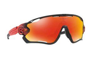 Occhiali Oakley Jawbreaker Matte Black Prizm Road