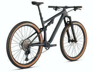 Bici MTB Specialized Epic EVO Comp  SATIN CARBON / OAK GREEN METALLIC 2022