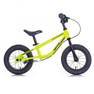 Bicicletta BRN BIMBO Speed Racer Senza Pedali - GIALLO FLUO