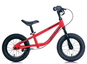 Bicicletta BRN BIMBO Speed Racer Senza Pedali - ROSSA